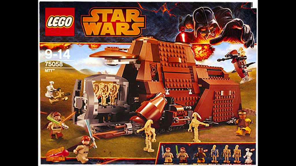 lego star wars 75058 mtt pictures  youtube
