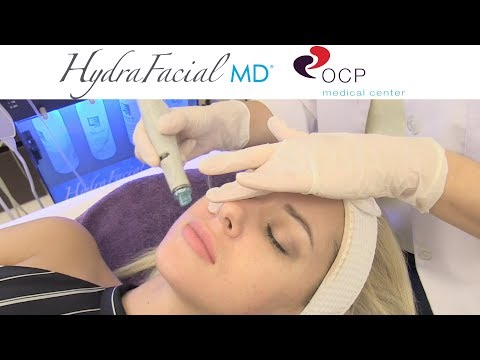 Best Hydrafacial MD Treatment in Dubai - OCP Medical Center