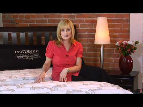 Restonic Sleep Products at J&J Furniture in South Alabama