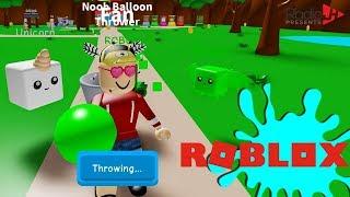 Roblox Water Balloon Sim | RadioJH Games