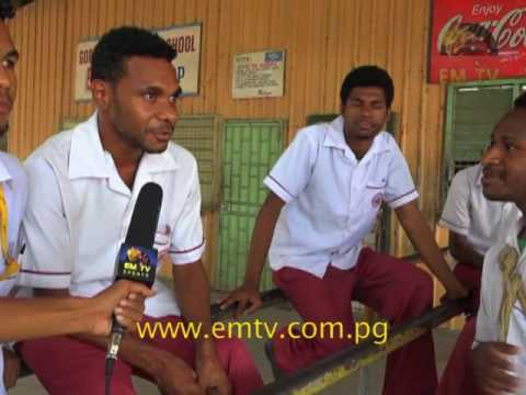 Gordon Secondary School Students Name their Favourites