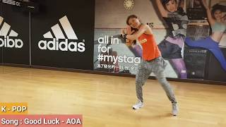 GOOD LUCK - AOA | K-POP Dance | Choreography by TienTien | Dance Party |Taipei  Taiwan