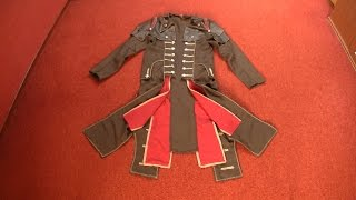 Shay costume (ACR): coat tutorial