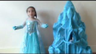 elsa y anna de frozen muecas castillo juguetes pequeas anna kristoff olaf hans juegan