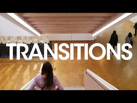 Transitions and a Trip to Centre Pompidou
