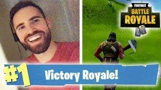 first time players try to win fortnite in a week
