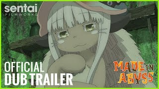MADE IN ABYSS English Dub Trailer