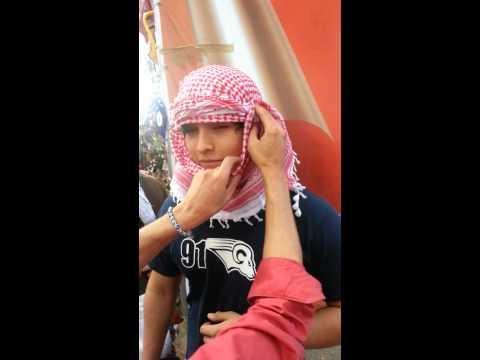 Cómo poner una Palestina.