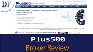 Plus500 Review 2019 - By DailyForex.com