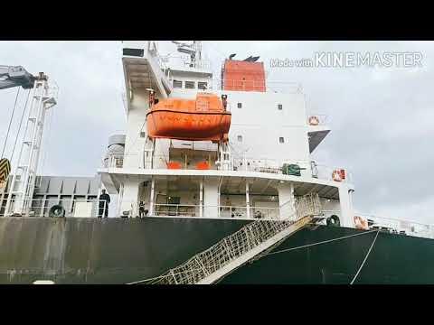 MV Kalapati PORT OF CHIBA, JAPAN
