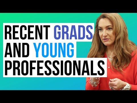 Job Search During A Financial Crisis: Recent Grads & Young Professionals