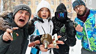 Кто последний отпустит гранату без чеки получит 100 000 рублей
