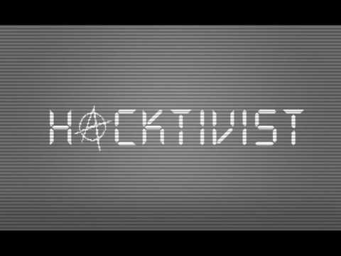 Hacktivist logo