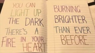 Battle Scars by Paradise Fears (Lyrics)
