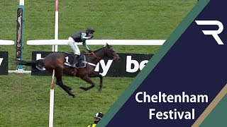 Vidéo de la course PMU QUEEN MOTHER CHAMPION CHASE