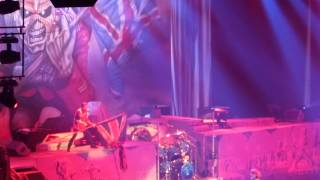Iron Maiden - The Trooper live @ Meo Arena Lisboa