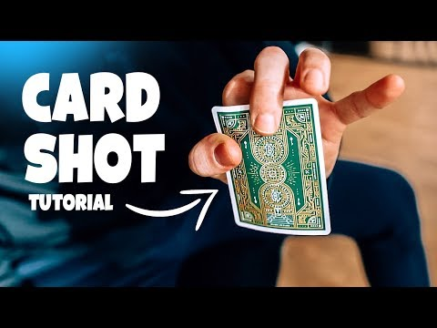 EPIC Mid-Air Card Flourish - CARDISTRY TUTORIAL Feat. Andrei Jikh