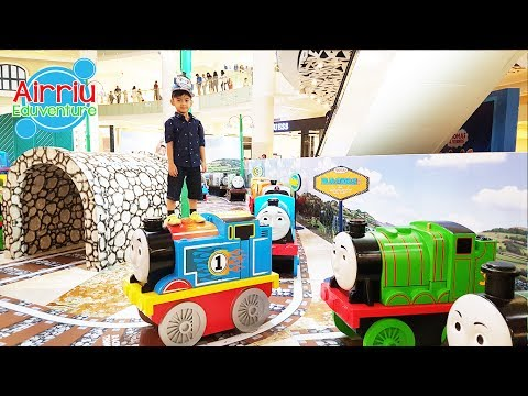 Petualangan Bersama Thomas & Friends - Mini & Mighty Indonesia Tour 2017 Part.1