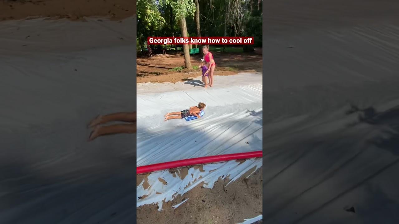 Hillbilly Slippin Slide