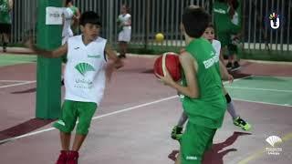 Campus Fundación Unicaja Baloncesto 2019 T1: TORNEO 3X3