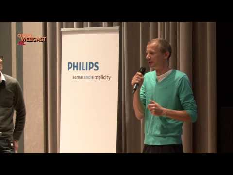 Philips Design: From data to Meaning for People, Part 2