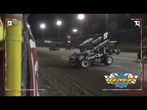 World of Outlaws at BMP Speedway in Billings on August 26