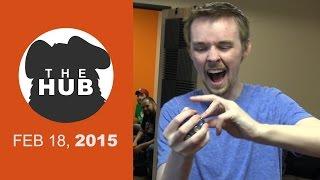 Shock Hub | The HUB - FEB 18, 2015
