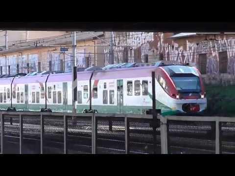 Trenitalia Leonardo Express Aeropuerto Fiumicino Roma Termini