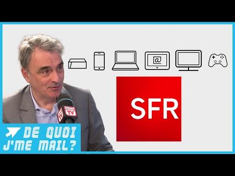 Couverture 4G, Fibre, où en est SFR ? Michel Paulin répond à nos questions DQJMM (2/3)