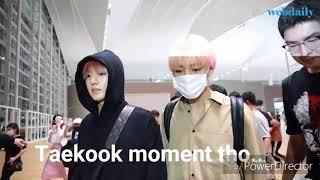 Taekook(Taekook being separated)