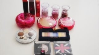 Drugstore makeup Haul :D Thumbnail