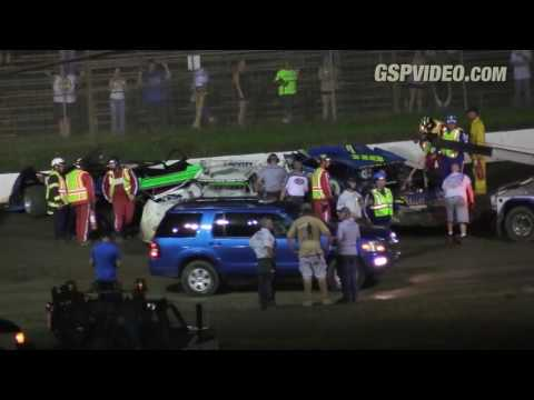 Late Models - 8/13/2016 - Grandview Speedway