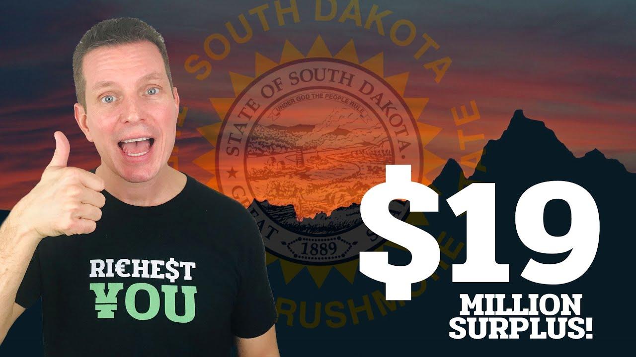 South Dakota 19 Million Surplus during COVID | Governor Kristi Noem