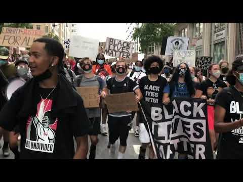 March on Washington creative response - Sean Carvajal