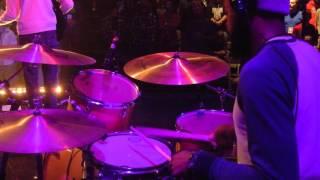 """No Longer Slaves (Radio Version)""- Jonathan David/Melissa Helsner Drum Cover- Reggie Robinson"