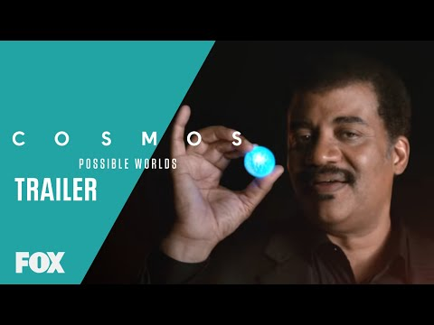 COSMOS: POSSIBLE WORLDS | Official Trailer | FOX ENTERTAINMENT