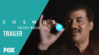 COSMOS POSSIBLE WORLDS Official Trailer FOX ENTERTAINMENT