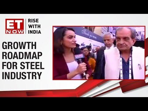 Steel Minister Birender Singh on growth roadmap for steel industry