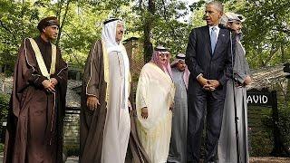"""أوباما يؤكد التزام واشنطن """"الراسخ"""" أمن دول الخليج  15-5-2015"""