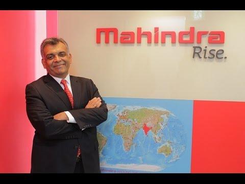 [Invest Seoul CEO Interview] Dilip K. Sundaram, Mahindra Korea