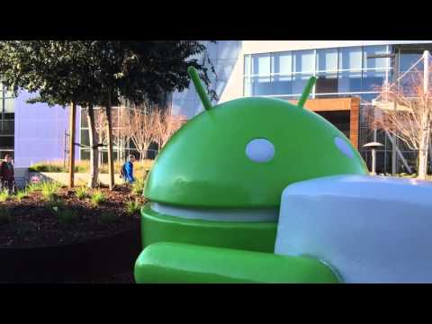 Googleplex Google Android Marshmallow Building 43 Tour 2-8-16