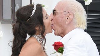 After a lifetime of celibacy, Ric Flair finally has sex