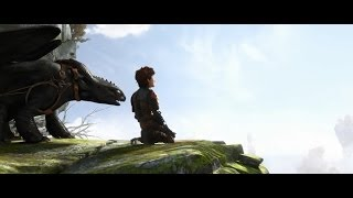 Alexander Rybak    NTO A FANTASY Official Soundtrack For How To Train Your Dragon 2