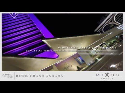 rixos hotels grand ankara tanıtım filmi-temel tacal -basın ajans