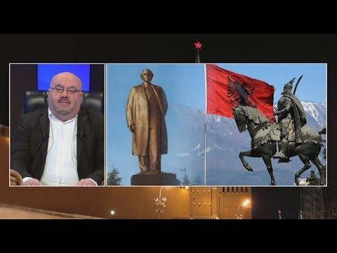Ju flet Moska - Skënderbeu dhe Enveri