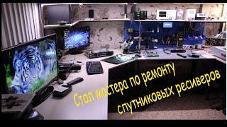 видео Услуги по сборке компьютерных столов