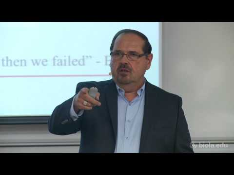 Michael Fleming: Six Phases of Faith in Business [MBA Distinguished Speaker Series]