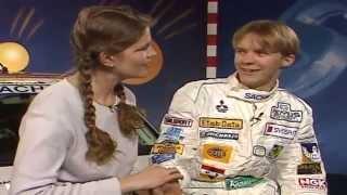Marie Lehmann i Lilla Sportspegeln (ur arkivet, 1999): SVT