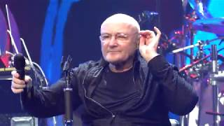 Phil Collins Live 2019 ⬘ 4K 🡆 You Can't Hurry Love ⬘ Dance Into the Light 🡄 Sept 24 - Houston, TX