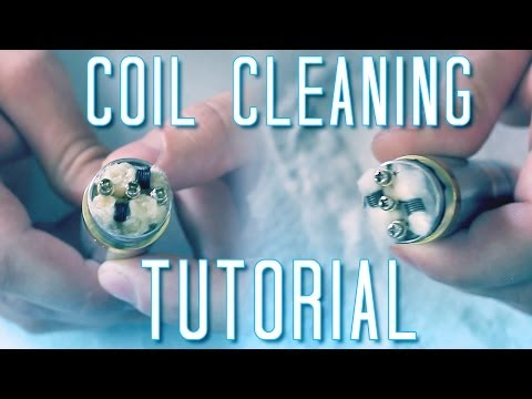 Coil Cleaning Tutorial